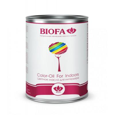 Color-Oil For Indoors (Цветное масло для интерьера)
