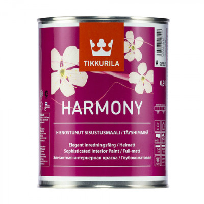 Краска HARMONY акрилатная интерьерная с бархатистым эффектом