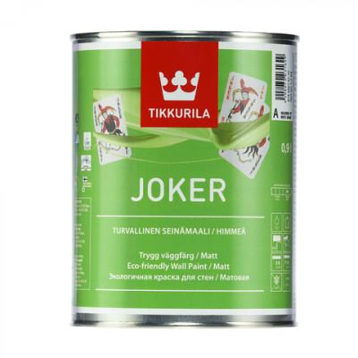 Краска JOKER латекс. шелковисто-матовая