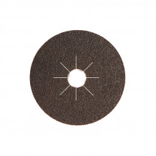 Диск фибровый шлифовальный 930 Fiber Discs Alox D=125 мм, Р24, код 7990