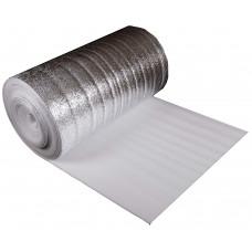 НПЭ (металлизир) толщина 3мм 1,2*25 п.м., уп. 30 м2