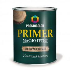 Масло - грунт PRIMER PROSTOCOLOR 0,75л