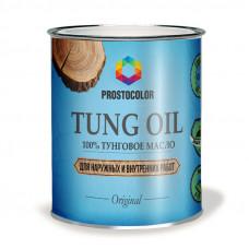 Масло тунговое TUNG OIL 100% PROSTOCOLOR 0,75л