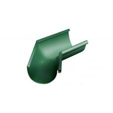 Угол желоба внутренний, 135 гр,125 мм RAL 6005 зеленый мох