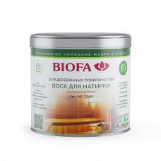 Biofa Воск для натирки (ухода)для бань, саун 2060