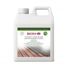 Biofa Outdoor - средство для очистки зеленого налета 2019