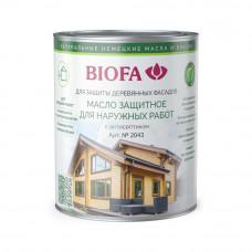 Biofa Масло защитное для наружных работ 2043