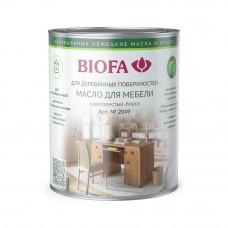 Biofa Масло для мебели 2049