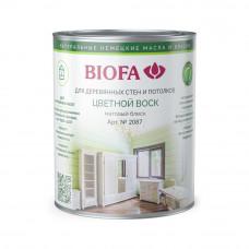 Biofa Цветной воск 2087