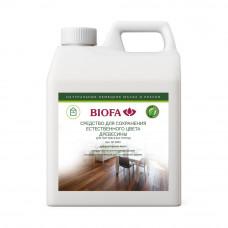 Biofa Средство для сохранения естественного цвета древесины. Для лиственных пород 2093