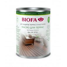 Biofa Масло для террас 3753