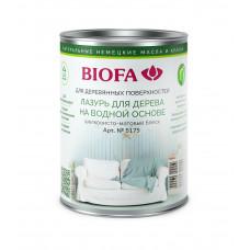 Biofa Лазурь для дерева на водной основе 5175