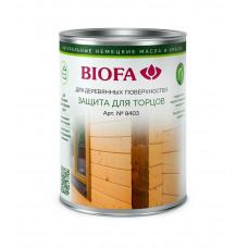 Biofa Защита для торцов 8403 (бесцветная база)
