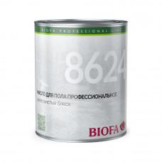 Biofa Масло для пола профессиональное, полуглянцевое 8624