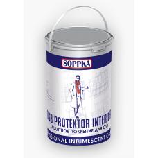 SOPPKA OSB PROTEKTOR INTERIOR - Состав интерьерный огнебиозащитный