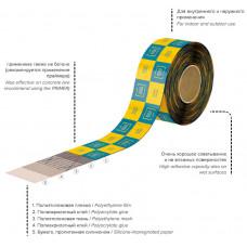 HOLZ Односторонняя монтажная лента SIGNO  60мм.*25м. до -10 °С