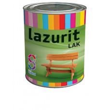 LAZURIT LAK для древесины (шелковисто-глянцевое покрытие, 16 оттенков)