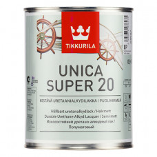 Лак UNICA SUPER EP п/мат.