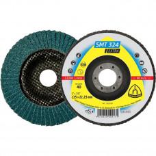 SMT 324 тарельчатый лепестковый диск TE/EXTRA/SMT324/CS455X/80/N/GEW/125X22,2