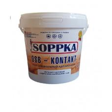 SOPPKA OSB - KONTAKT