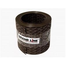 Сетка вентиляционная ПВХ коричневая 100х5000
