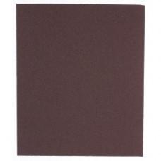 Шкурка для шлифования 230*280мм №100 (10 листов) на тканевой основе